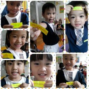 K1 Class - Fruit Day