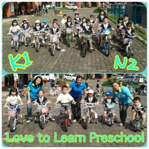 Bicycle day N2 & K1