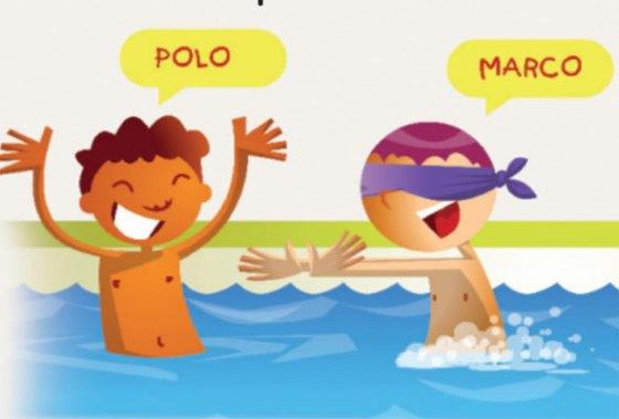 Marco Polo game